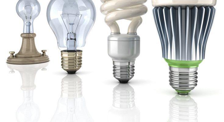 LED lys og LED pærer